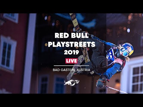 Urban Freestyle Skiing LIVE | Red Bull PlayStreets 2019