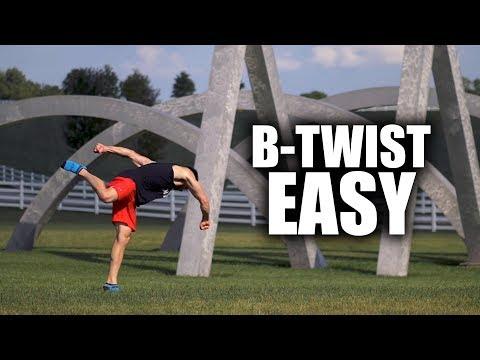 Turn A 360 Into A B-Twist - Tutorial