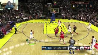 NBA 2K15 Team Up w/ Subscribers - ALL STAR LINEUPS!