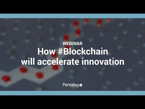 How blockchain will accelerate innovation