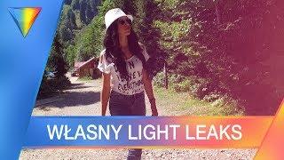 Jak zrobić własny Light Leaks? ▪ HitFilm Express & PRO #83 | Poradnik ▪ Tutorial
