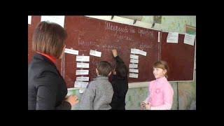 Географія. Фрагмент уроку  7  клас