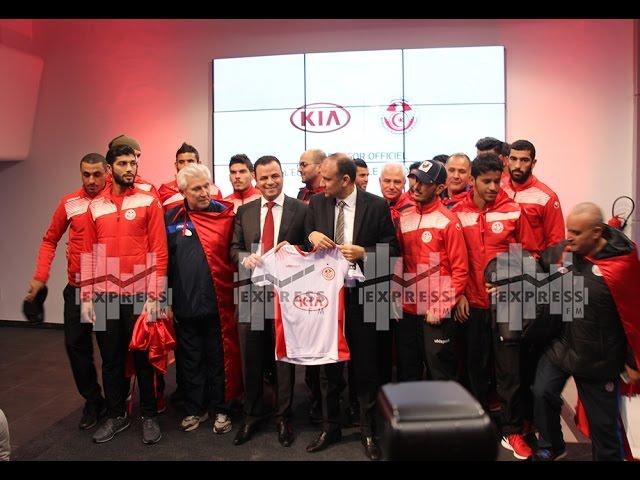 KIA MOTORS: partenaire majeur de l'equipe nationale de football