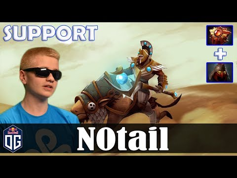 N0tail - Chen Roaming | SUPPORT | Dota 2 Pro MMR  Gameplay