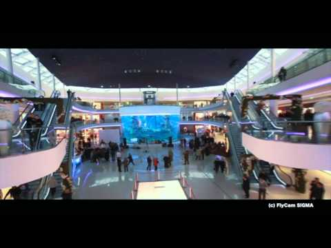 MAKING OFF MOROCCO MALL FlyCam IN CASABLANCA