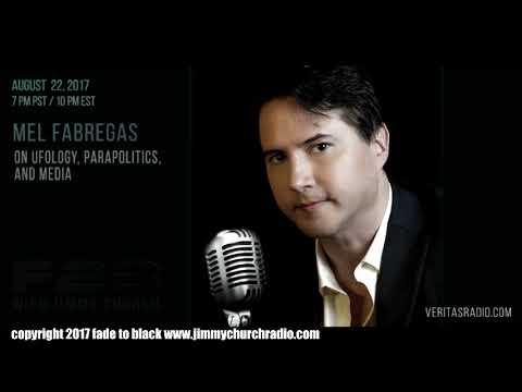 Ep. 708 FADE to BLACK Jimmy Church w/ Mel Fabregas : Veritas on F2B : LIVE