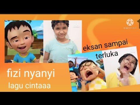 Download tiru aksi fizi menyanyi #upinipin  #viral