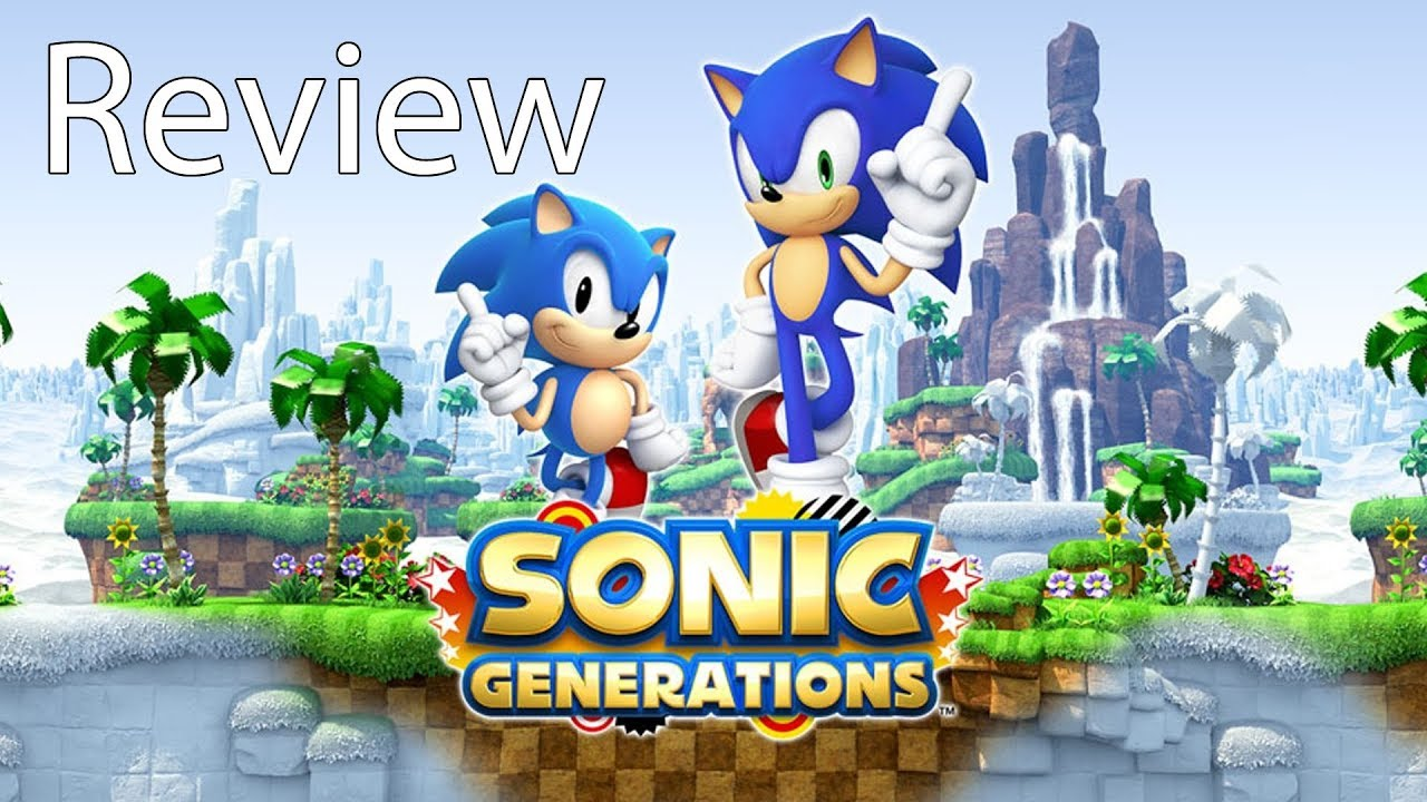 Sonic Generations Xbox One X Gameplay Review