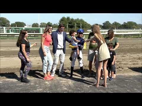 video thumbnail for MONMOUTH PARK 9-20-19 RACE 4