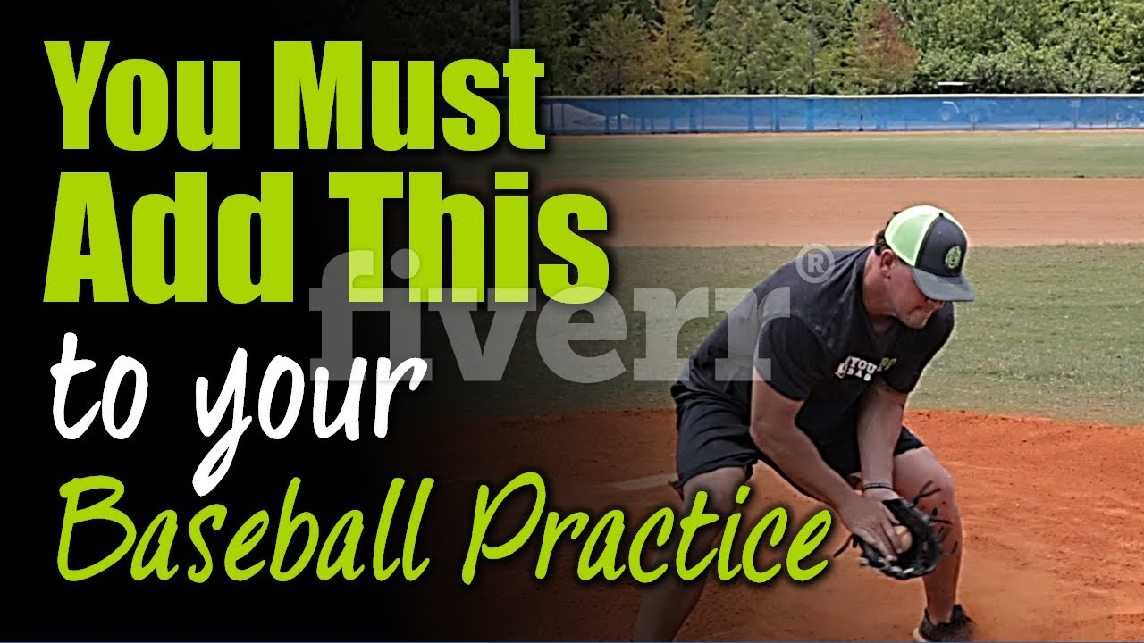 How To: Pitcher's Fielding Practice aka PFPs - YouTube