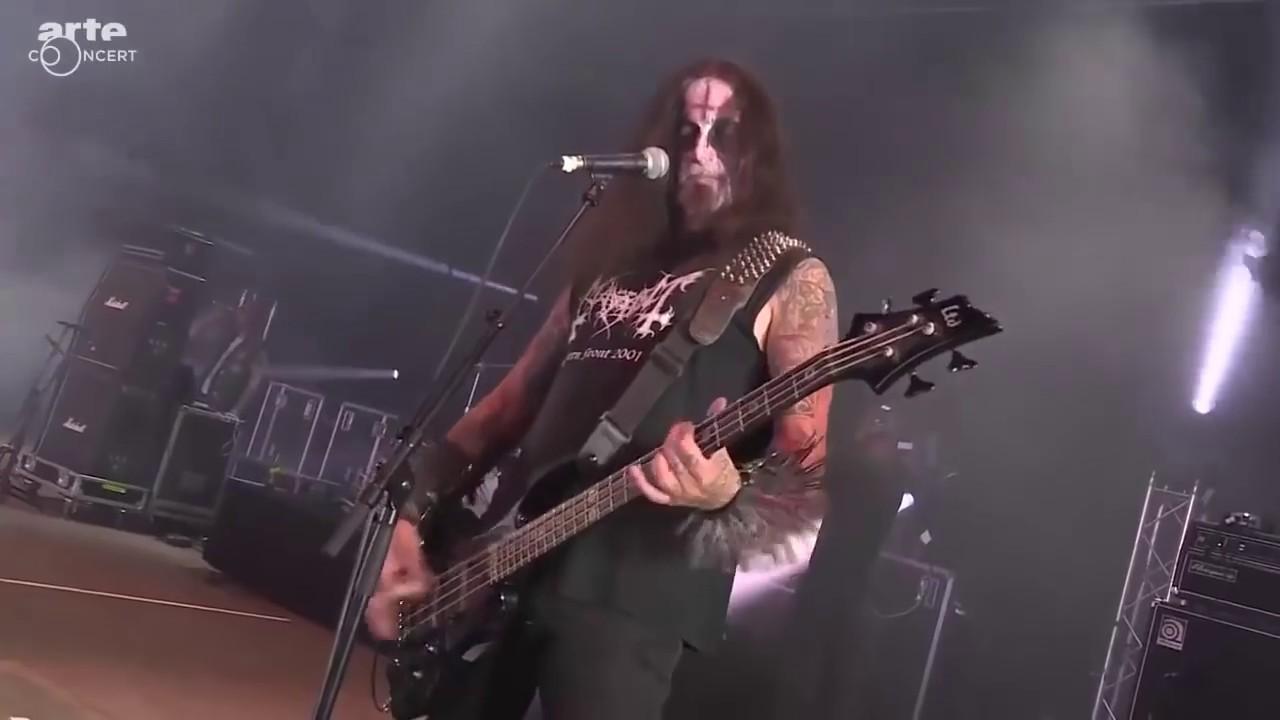 Archgoat Full Concert Live Hellfest 2016