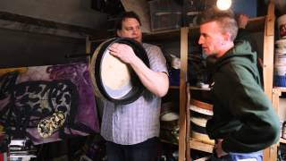 What Irish Do: The Bodhrán