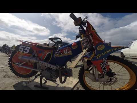 Sand Racing at Vazon Bay