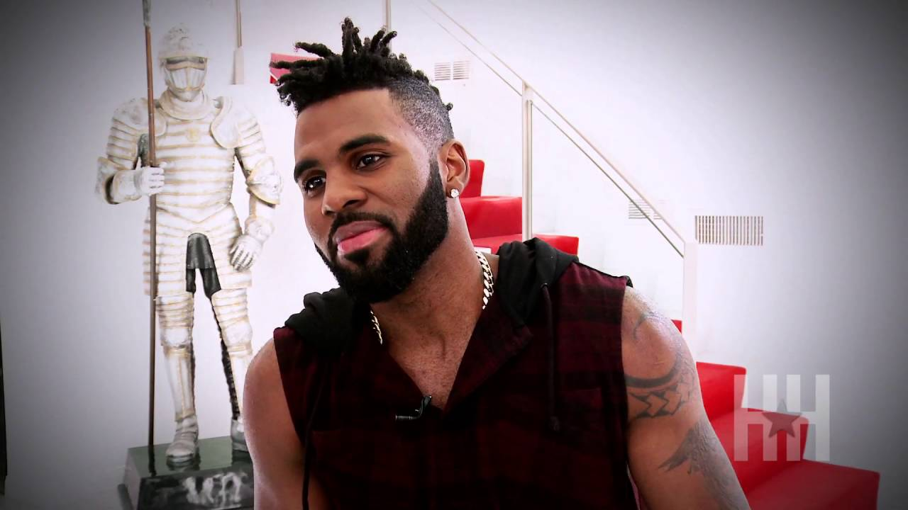 Jason Derulo Opens Up About Evolving Hairstyle YouTube