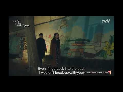 Best Scene Tomorrow With You Ep 16 Song Ma Rin Meet Lee Seo Jon