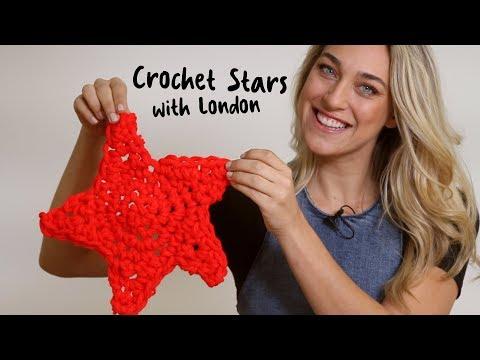 Crochet Stars with London Kaye