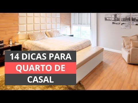 14 DICAS INCRÍVEIS PARA QUARTO DE CASAL - Confira!