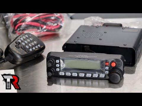 Mobile HAM Radio Install in a Jeep Wrangler