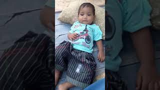 Funny quite baby