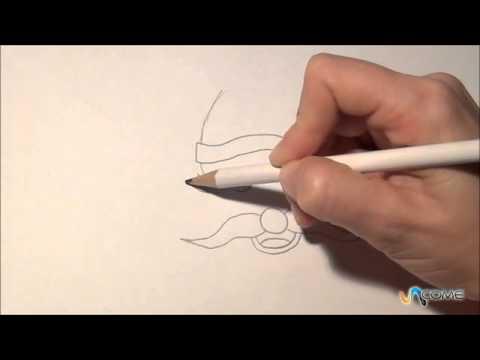 Come Disegnare Babbo Natale Youtube