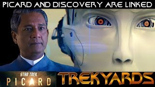 Picard and Discovery are Linked - LIVE Discussion