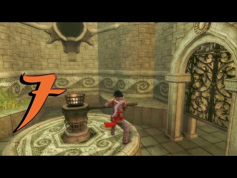 Water And Gardens Garden Waterworks, Fourth Life Upgrade - Prince of Persia: Warrior Within - Part 7