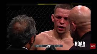 Nate Diaz VS Anthony Pettis (Full fight)