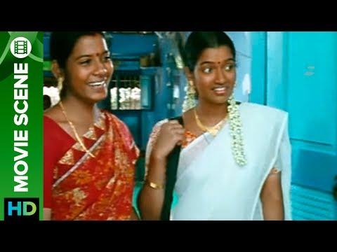 Pranam's girlfriend's unplanned trip | Movie Scene | Mayandi Kudumbathar