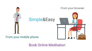 If you want freedom and inner peace, then learn how to Meditate! Online Meditation Oceania