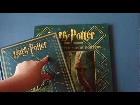 Présentation - The Definitive Movie Posters - Harry Potter (HD)