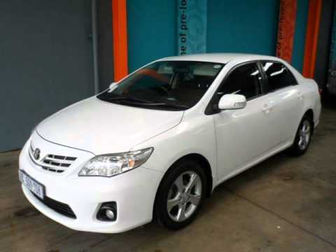 Captivating 2010 TOYOTA COROLLA 1.6 ADVANCED Auto For Sale On Auto Trader South Africa