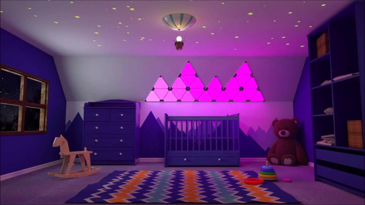 & PRESENTACIÓN NANOLEAF AURORA (LIGHT u0026 MAGIC) - YouTube azcodes.com