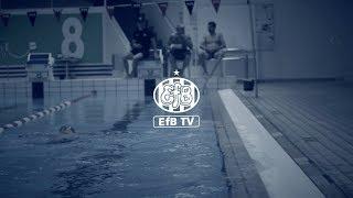 Kan Mathias Kristensen svømme to kilometer på en time?