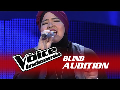 """Sekar Teja """"Stay With Me"""" I The Blind Audition I The Voice Indonesia 2016"""