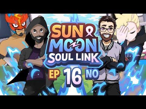 This Masked GOON! Pokémon Sun & Moon Soul Link Randomized Nuzlocke w/ TheKingNappy Ep 16
