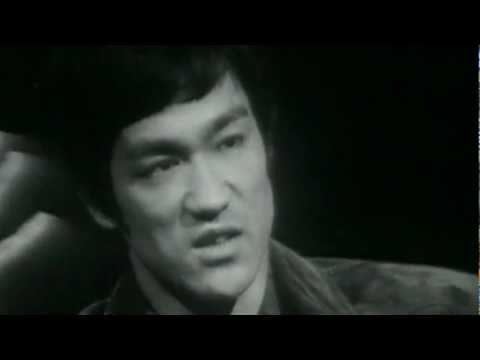 Bruce Lee's Core Symbol - Original Sketch, Interview and More