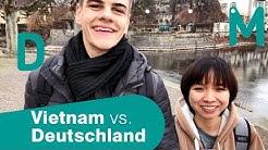 "Was ist anders in Vietnam? My trifft Daniel // Ersti-Vlog ""Getting Started"""