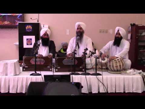 Bhai Bhupinder Singh Ji Ganga Nagar Wale - Kirtan, Katha & Simran