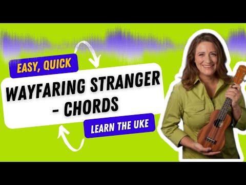 Wayfaring Stranger Easy Ukulele Song by 21 Songs in 6 Days: Learn Ukulele the Easy Way