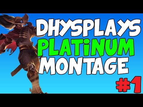 DhysPlays: Won't Be Alone - League Of Legends Montage