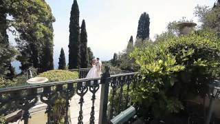 Свадьба на острове Корфу (Греция)
