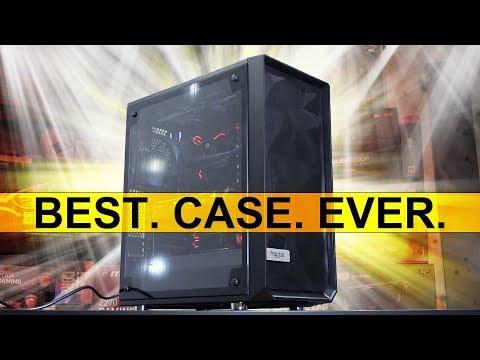 The BEST Case EVER for $90? -- Fractal Design Meshify C TG