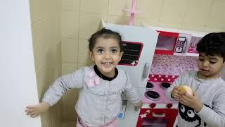 حرامي الدونات !!!  Donuts thief