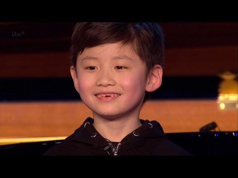 Leo Bailey-Yang - Britain's Got Talent 2015 Audition Week 6