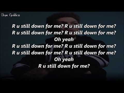 Phora - R U Still (Lyrics)