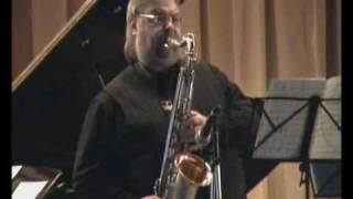 Саксофонист Игорь Петухов и Classic Jazz Quartet