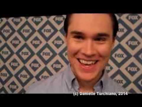 Sam Underwood talks about his 'The Following' duality