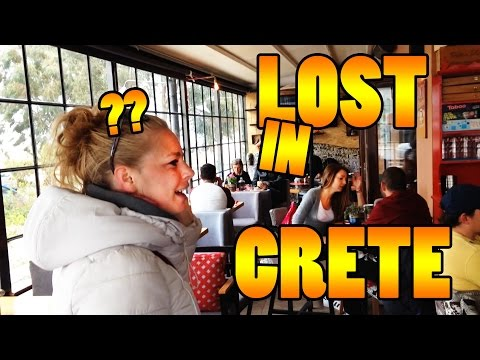 Lost in Crete!! - Travel VLOG 81 [GREECE] - The Way Away