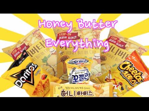 Honey Butter Craze