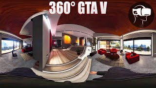 GTA V - 360° VR Video [GTA Spherical]